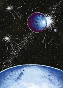 Синяя Галактика.