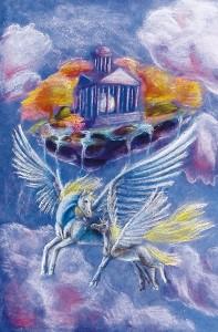 Храм у небесах.