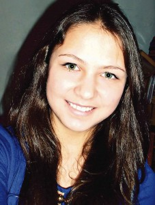 Токовенко Маргарита, 17 років.