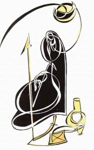Ілюстрація до ОСІЇ...» Т. Шевченка