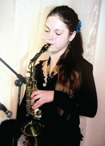 Андронова Анна (саксофон)