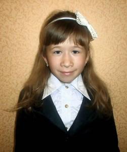Федоренко Діана, 11 років.