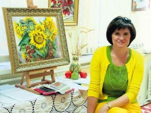 Світлана Клименко, художник-живописець. Україна. Київ.