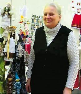 Cердюк Надія Михайлівна на проведенні майсте-класу на ВДНГ України.
