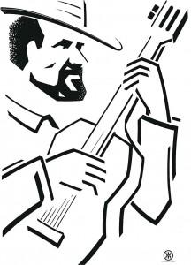 Графика Жоржа Шанаева.