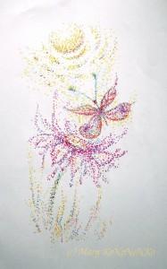 Радость бабочки.