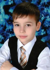 Перешитый Валерий (кларнет), 10 лет.