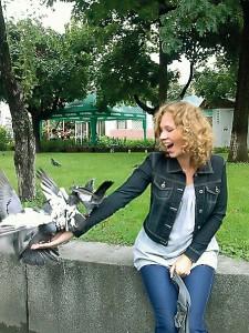 Паулина Скиепко (вокал), 24 года (Польша).