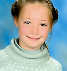Ульрич Нина (флейта), 9 лет.