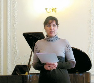 Концерт - начинается! Ведёт концерт Ирина Дживаго.