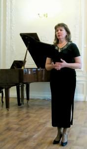Наталья Романова рассказывает об особенностях исполнения музыки В. А. Моцарта.