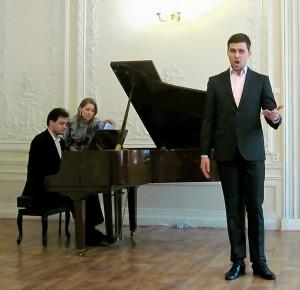 А. Моцарт «Ария Дон-Жуана» из оперы «Дон-Жуан». Илья Мандзюк.