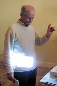 Алексей Портянников, член жюри.