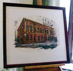 """Центр искусств """"Шоколадный дом""""."""