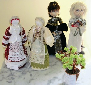 Куклы и дерево жизни.