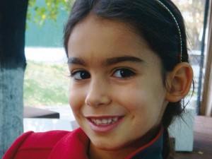 Алараж Луиза (флейта), 9 лет.