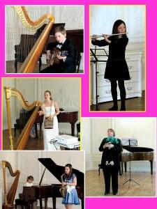 Концерт конкурсантів-музикантів. 31 березня 2014 року.
