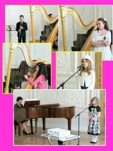 Концертна програма конкурсантів. 31 березня 2014 року.
