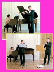 Вечірній концерт музикантів-професіоналів. 31 березня 2014 року.