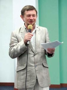 Виступ: Костянтина Богатиренко Заступника голови, директора театрально-концертної студії інвалідів «Добробут і злагода»