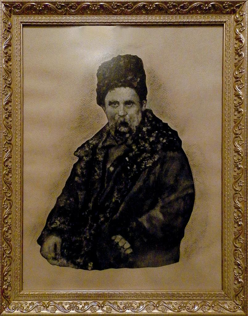 «Портрет Т.Г. Шевченка Круковська О.П. (Тополиний пух).