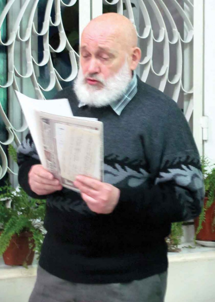 Виступ Льва Сидоркина.