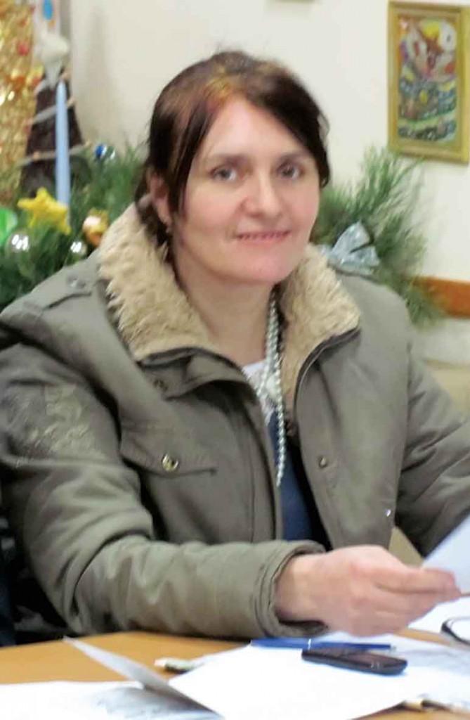 Авраменко Поліна.