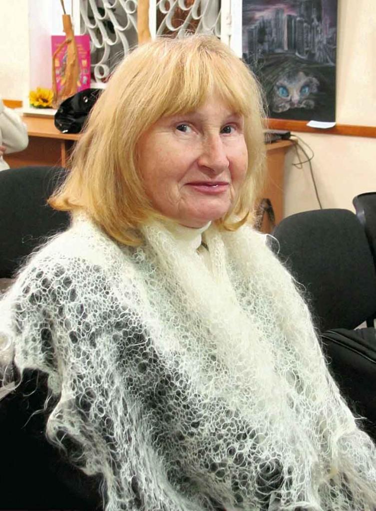 Мама Геннадія Горового.