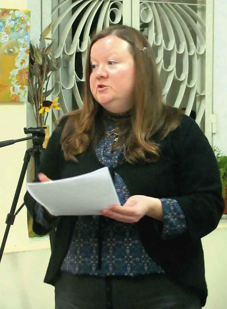 Висновки з приводу відбіркового туру членів журі: Вікторія Осташ.