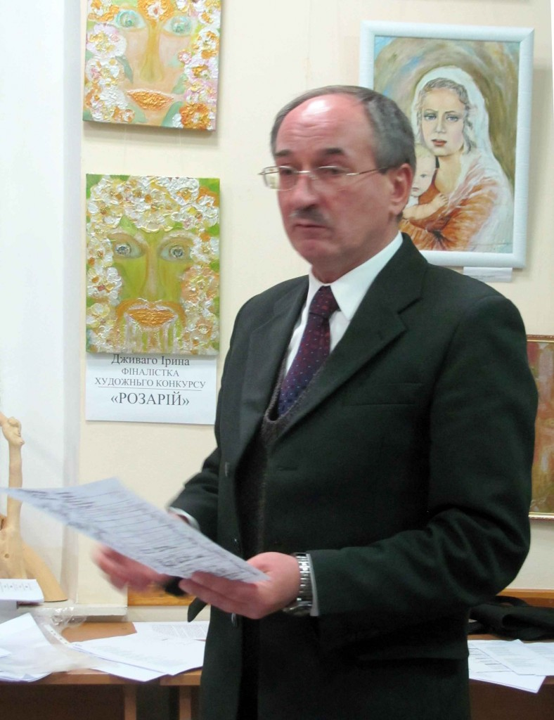 Висновки з приводу відбіркового туру членів журі: Сергій Болтивець.