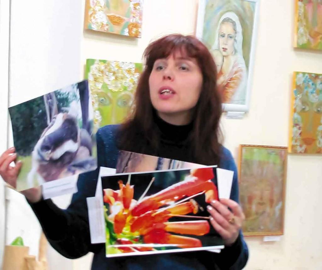 Фотороботи Ірини Сауніної. Розповідає Ірина Дживаго.