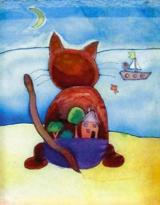 «Котячі мрії» – Ксеня Понятенко, студія «Колоріт»_e-mail